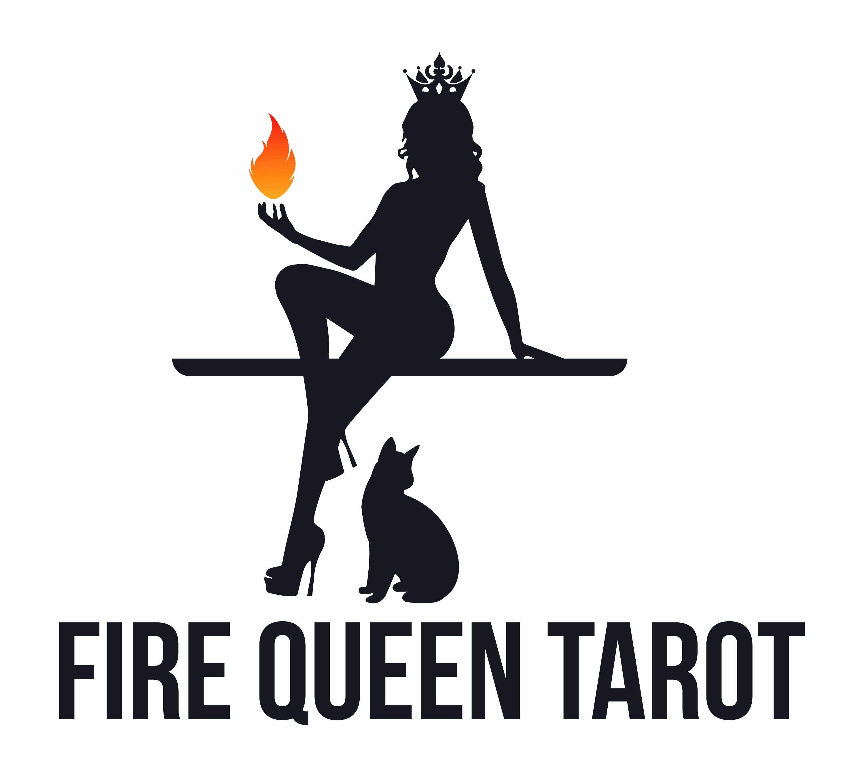 Fire Queen Tarot